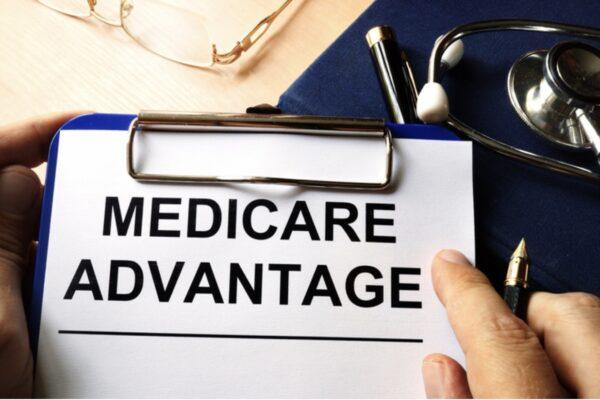 medigap vs medicare advantage concept image